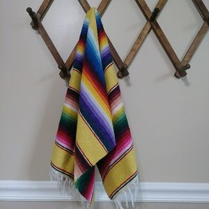 Other - Mexican serape table runner 090
